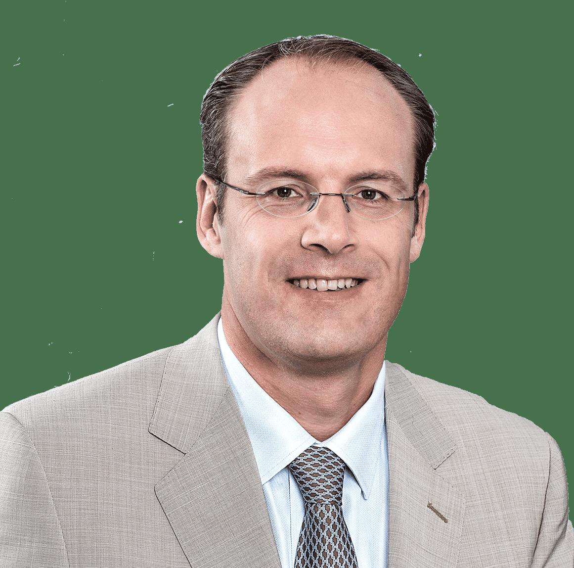 Marcel Fäh CFO Helbing Group