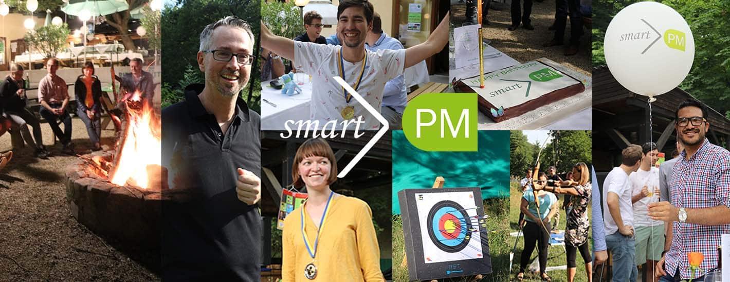 smartPM solutions Summer Team Event