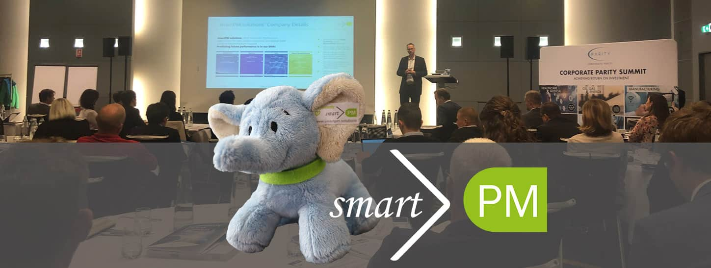 smartPM.solutions at the Digital Transformation Summit in Amsterdam 2019