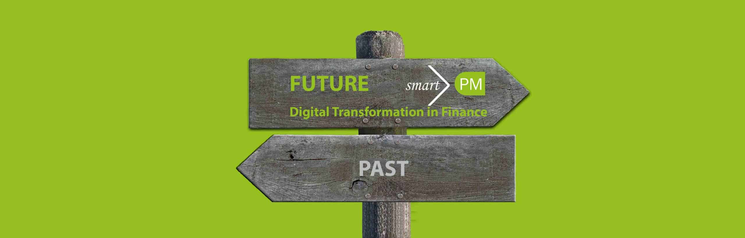 Digital Transformation in Finance smartPM solutions
