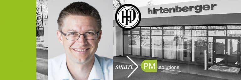 Hirtenberger opted for smartPM.solutions for their intergrated planning